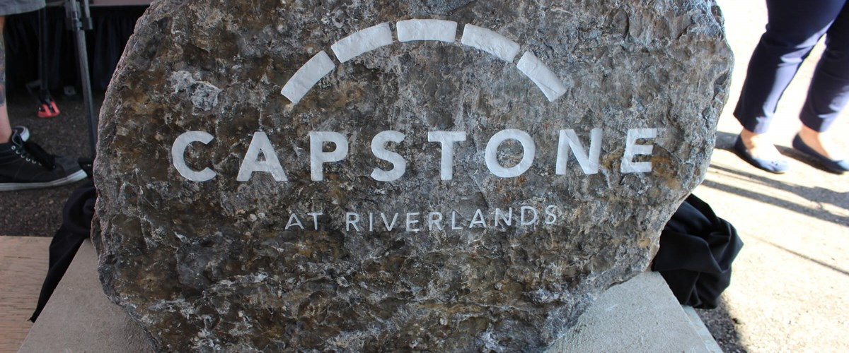 A New Era Begins... Introducing Capstone at Riverlands
