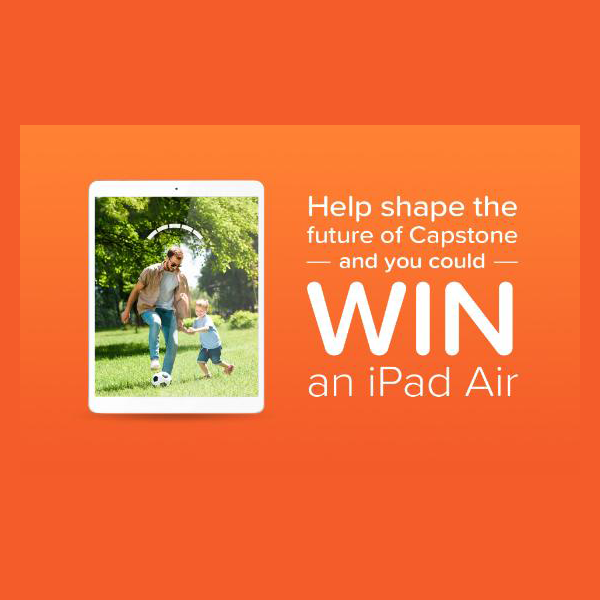 Thank YOU for your input! The winner of the iPad Air Survey Contest is...